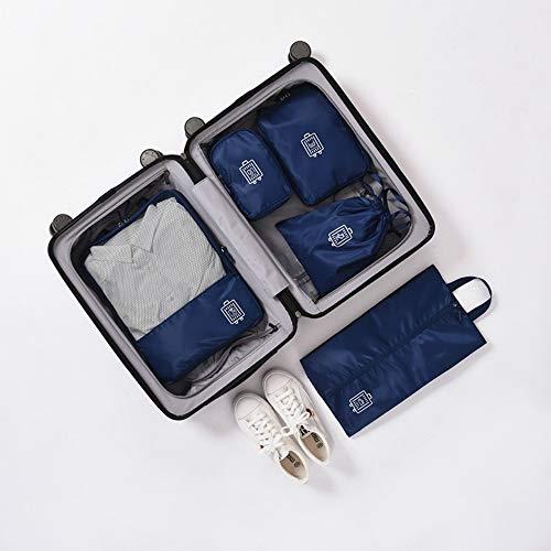 donfhfey827 Reisetasche, Gepäck, Kleidung, Sortiertasche, Kleidung, Aufbewahrungstasche für Unterwäsche
