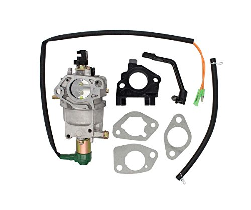 Manual Choke Carburetor Gasket Carb for Champion Power Equipment 6000 7000 Watt 389cc Gas Generator 40023 Harbor Freight Predator 13HP 420CC 69671 68530 68525 8750W 8750