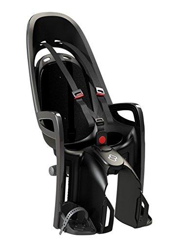 Fahrrad Kindersitz Hamax Zenith Gepäcktr. grau/schwarz, Gepäckträgerbefestigung
