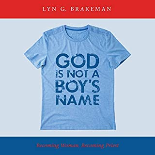 God Is Not a Boy's Name cover art