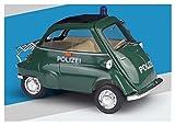 Diecast Model Car 1:18 para BMW para Isetta Modelo de autos estático Modelo deportivo Aleación de automóvil Modelo de automóviles Crafts Cultura de decoración Colección Toy Tools Regalo (Color: D) wmp