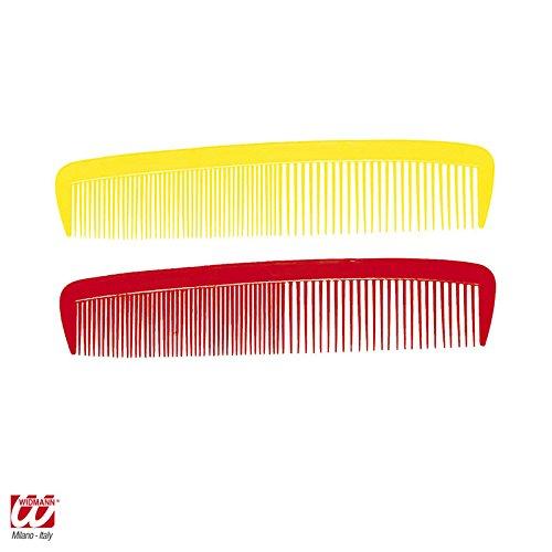 Aptafêtes - AC1761 - Peigne géant 38 cm Couleurs assorties