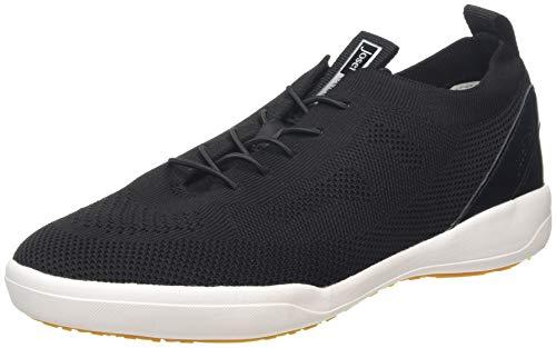 Josef Seibel Damen Sina 65 Slip On Sneaker, schwarz, 40 EU