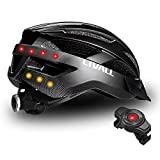 LIVALL MT1 NEO Adult Smart Bike Helmet with Turn Signal Light and Break Lights, Built-in Speaker and Microphone, Bluetooth Connection to Phone, Ultra-Light and Ventilated Man and Woman Cycling Helmet