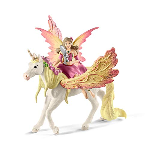 Schleich 70568 - Feya mit Pegasus-Einhorn