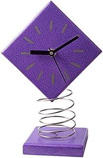 Reloj de pie moderno. Reloj de sobremesa perfecto para alegrar cualquier cocina, salón o habitación. Regalo ideal para que...