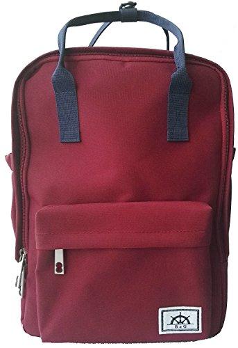 Bear & Goodies Espoo Rucksack, der tägliche Begleiter, Unisex, als Daypack, für die Schule, als Handgepäck, zum Wandern