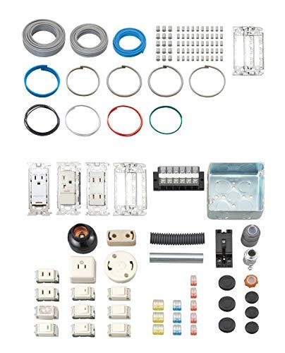 ホーザン(HOZAN) 令和3年 第二種電気工事士技能試験 練習用部材 DK-51 1回セット 特典ハンドブック・DVD付