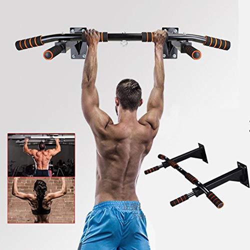 OUHUI Armtrainer Türtraining Lift Bar, Lift Bar, Brusttraining, Multifunktionstrainer, Heim- Und Büro-Brustwerkzeug, Klimmzugstange, Liegestütze, Verschiedene Übungen