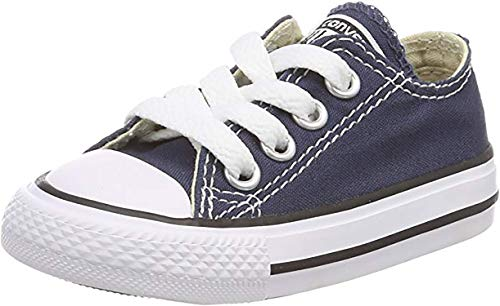 Converse Kinder Chuck Taylor All Star Low Sneaker blau 34
