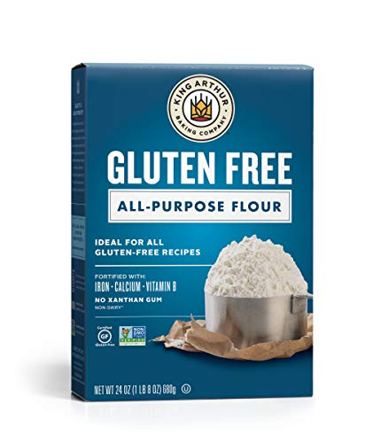 King Arthur, All-Purpose Flour, Gluten-Free Flour, Non-GMO Project Verified, Certified Kosher, 24 Ounces