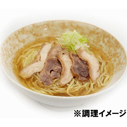 めん 山形県 冷たい鶏つゆラ−メン(5食入) [鶏肉中華]