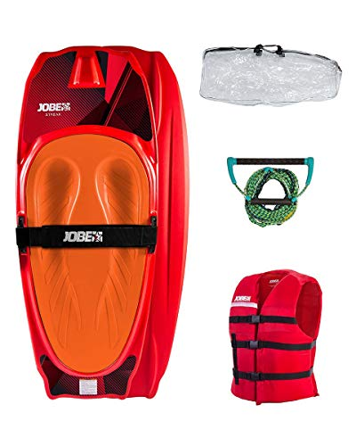 Jobe Sentry Colis Kneeboard Taille Unique Rouge