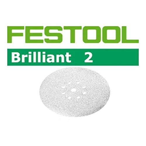 Preisvergleich Produktbild Festool Schleifscheiben STF D225 / 8 P220 BR2 / 25 Brilliant 2 25 Stk