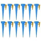 Duradero 18/12 / 6pcs / set Auto Sistema de riego de riego por goteo de riego automático de Pico for plantas de flor de interior del hogar Waterers Bottl para jardín agrícola ( Color : 18PCS Blue )