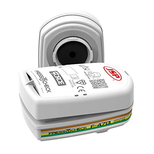 JSP bmn750–000–600Drücken um zu überprüfen ABEK1P3Filter (Set von 2) (Pack von 2)