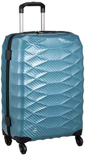 [プロテカ] スーツケース 日本製 エアロフレックスライト サイレントキャスター 53L 57 cm 2kg シフォンブルー