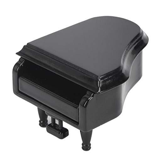 Piano de Cola Negro Brillante de Regalo, Modelo de Piano de