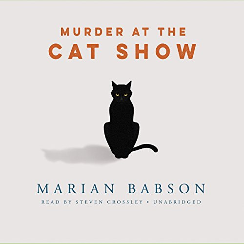 Murder at the Cat Show audiobook cover art