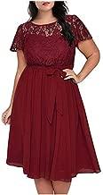 فستان كاجوال من واي&دي ايه لاين للنساء