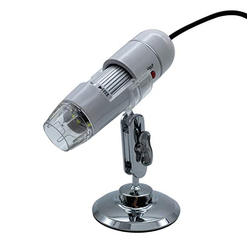 Toyvian Microscopio Digital 500 X Puertos USB Microscopio