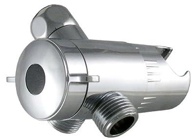 LDR 520 2469BN Three-Way Shower Diverter and Mount, Brushed Nickel