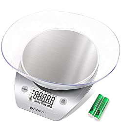 Image of Etekcity Food Scale with...: Bestviewsreviews