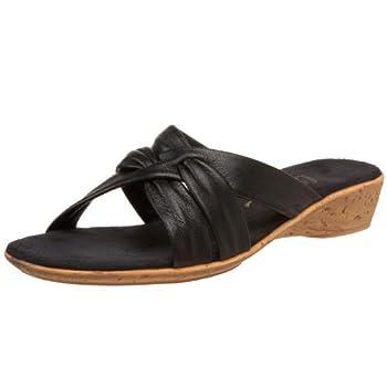 Onex Women s Sail Sandal,Black,9 M US