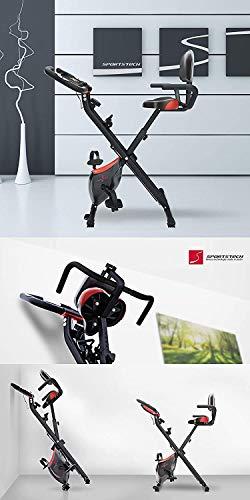 Fitness Trainingsrad Sportstech X100B / X150 X Bild 6*