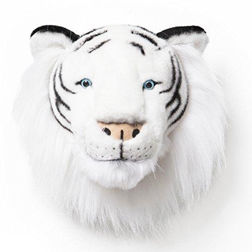 BIBIB - Tête de tigre blanc Albert