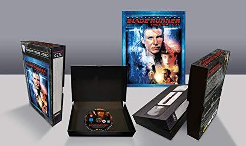 Blade Runner Final Cut VHS Vintage Pack, Edizione Limitata, Blu-Ray