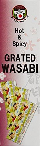 Miyako Wasabipaste, grün, 12er Pack (12 x 25 g Tube)