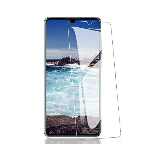 RIIMUHIR Vetro Temperato Compatibile con Huawei P30 Lite, Pellicola Protettiva Protezione Schermo per Huawei P30 Lite, Durezza 9H, Anti-Graffi, Anti-Impronte, HD Alta Trasparenza (3 Pezzi)