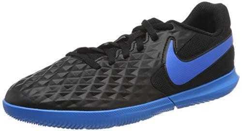 Nike Herren Legend 8 Club Ic Fußballschuhe, Schwarz (Black/Blue Hero 004), 36 EU