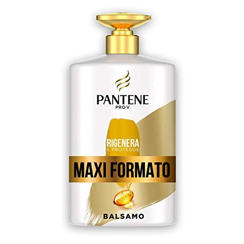 Pantene Pro-V Balsamo, Rigenera e Protegge, per Capelli Danneggiati, Maxi Formato da 900 ml
