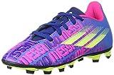 adidas X SPEEDFLOW Messi.4 FxG J, Zapatillas Deportivas, AZUVIC/ROSSHO/Amasol, 38 2/3 EU