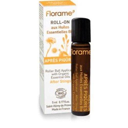 Florame - Roll-on Apres-piqures Aux Huiles Essentielles Bio 5ml Florame