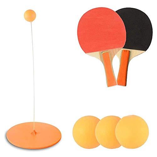 NOLOGO HMYDZ Tischtennis-Set Trainer Ping Pong-Trainingsgeräte Racket for Kinder Ping-Pong Praxis Indoor Sport Spiel Kinder pädagogisches Spielzeug (Color : Ping Pong Trainer)