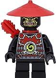 LEGO Ninjago - Figura decorativa de Späer del ejército de piedra con ballesta y espada