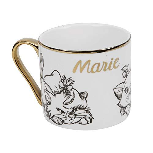 Taza del coleccionable de Disney Classic Marie con caja de regalo