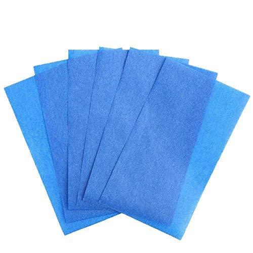 50pcs papier facial de buvard d'huile, soins de la peau grasse, absorbe instantanément l'excès de sébum