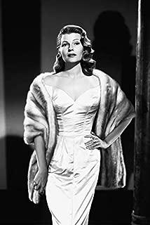 Rita Hayworth B&W 24x18 Poster