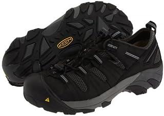 [キーン] Utility メンズ 男性用 シューズ 靴 スニーカー 運動靴 Atlanta Cool - Black/Dark Shadow [並行輸入品]