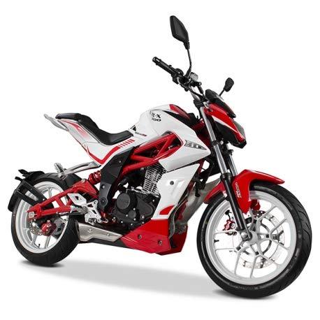ITALIKA Motocicleta de VORTX – Modelo VOR X200