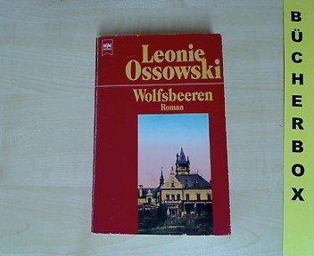 Wolfsbeeren. (6276 881). Roman.