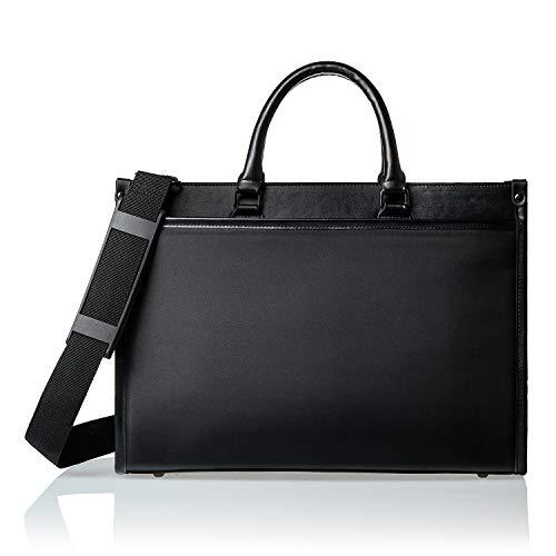 [グレヴィオ] 一流の鞄職人が作る ビジネスバッグ 就活バッグ リクルートバッグ 大容量 自立 出張 メンズ A4 ブラック
