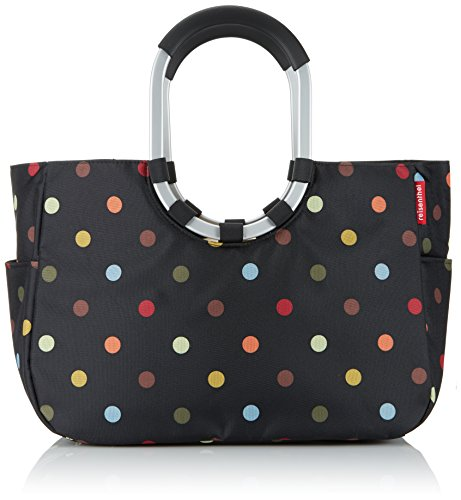 reisenthel loopshopper L 46 x 34,5 x 25 cm / 25 l / dots