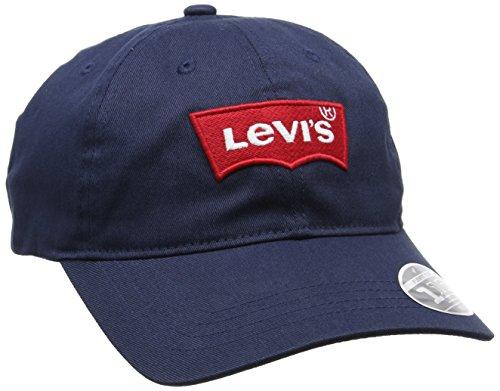 Levi's Levi's Herren Big Batwing Flex FIT Schirmmütze, Blau (Navy Blue 17), one Size