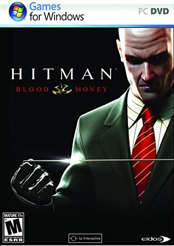 HITMAN_BLOOD_MONEY PC GAME DVD