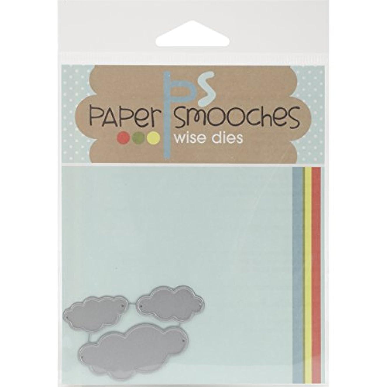 Paper Smooches Die, Cute Clouds